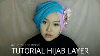 Tutorial Hijab Layer | Gurit Mustika