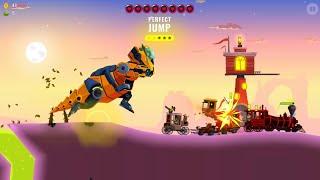 Dragon Hills 2 Level 100