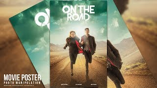 Movie Poster Photo Manipulation Concept Photoshop Tutorial