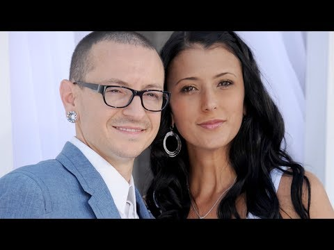 Xxx Mp4 Widow Of Chester Bennington Breaks Silence He's Now Pain Free 3gp Sex