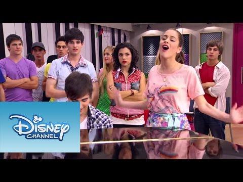 Violetta Momento musical Los alumnos del Studio cantan juntos