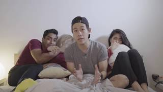Bloopers: How People React To Horror Movies
