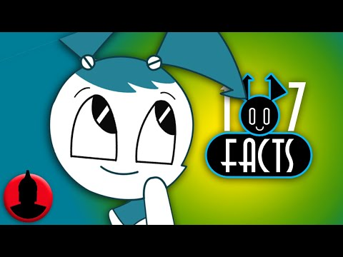 107 My Life as a Teenage Robot Facts YOU Should Know! (Tooned Up #237)   ChannelFrederator