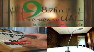 Omar Castillo -Radio Ual 98.7  Fm