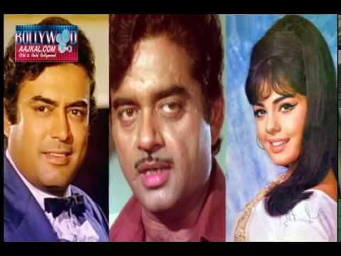 When Asha Parekh Alleged  Shatrughn Sinha 4 Misbehave