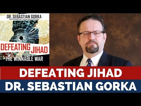 Dr Sebastian Gorka: How To Defeat the J-word. (Full Interview)