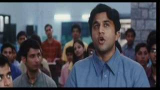 Chatur's speech from 3 idiots