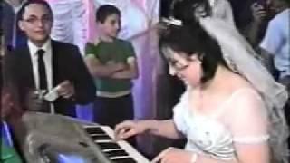 عروسه كتامة طلخا مولعة الفرح