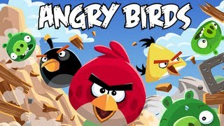 All Angry Bird Characters - Tutorial & Gameplay (Bad Piggies Not Included)