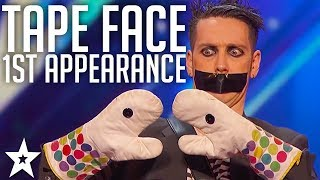 Tape Face 1st Appearance | America