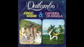 A saracura Quilombo Jongo Basam e Capoeira de Angola -Faixa 1
