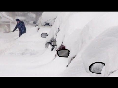 Xxx Mp4 Winter Storm Paralyzes The U S 3gp Sex