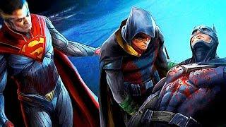 INJUSTICE 2 - FIN de tous les personnages MULTIVERS
