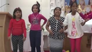 Yeshu hai kaisa khumar Action Song By Rev Fr Anil Kiran Fernandes,SVD