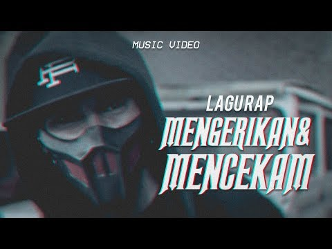 Lagu Rap MENGERIKAN & MENCEKAM (Music Video Lyric)