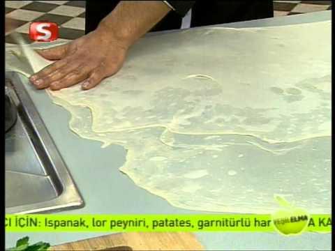 Oktay Usta Yeşil Elma Hasan Usta Börek Show