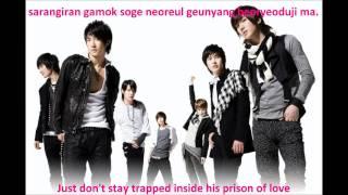 Super Junior M - Super Girl (Korean Version) [English subs + Romanization] HD + DL