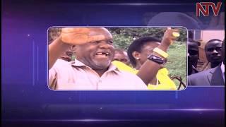 ZUNGULU: Minisita Kiwanda atongoza emizanyo gy'ente ezirwana