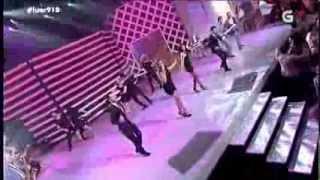 Orquesta Marbella,Popurri de cumbias (luar 25-10-2013)