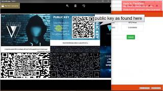 How to create a verge, xvg paperwallet nearly step by step