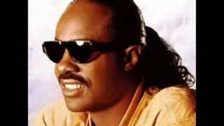 Stevie Wonder Overjoyed