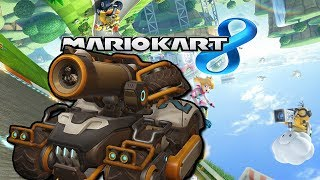 Overwatch Funny & Epic Moments - BASTIONKART 8! - Highlights Montage 160