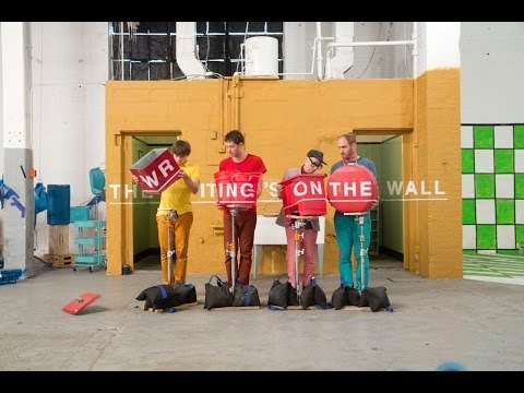 OK Go - The Writing's On the Wall - Official Video