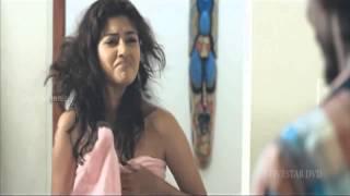 Oviya Hot In Bath Towel from Moodar Koodam