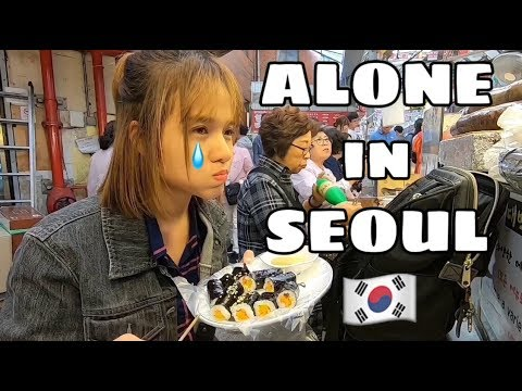 Alone in Seoul Kdrama Location Hunting Kristel Fulgar
