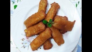 মচমচে বেগুনি বানানোর পারফেক্ট রেসিপি । Beguni Recipe in Bengali / How To Make Beguni