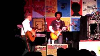 Isaac Hanson - Hand in Hand - Pt 2 - Live at the Sherman Theatre 11/19/10