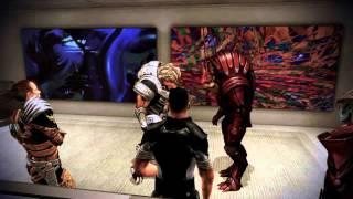 Mass Effect 3 Citadel DLC: Wrex vs. Grunt