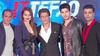 Ittefaq Movie Promotion Full Video HD | Shahrukh Khan, Karan Johar, Sidharth, Sonakshi, Akshaye
