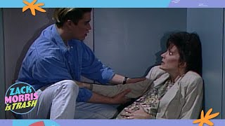 The Time Zack Morris Gambled With The Life Of An Unborn Child