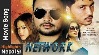 Jindagiko Bhar Chhaina - New Nepali Movie NETWORK Song 2017/2073 | Narendra Bahadur Dhami