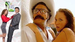 ¡Helena descubre a Juan Carlos con otra! |Por ella soy Eva |Televisa