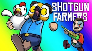Shotgun Farmers Funny Moments - Menu Freestyle and Rando Dave!