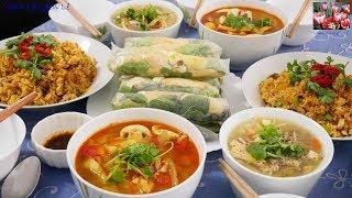 4 Món Chay cho ngày Giỗ Má - Cách nấu các món Chay thật ngon và thật nhanh by Vanh Khuyen