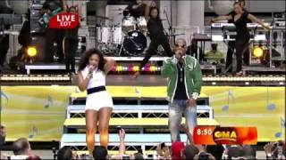 Ashanti feat. Ja Rule - Always On Time (Live)
