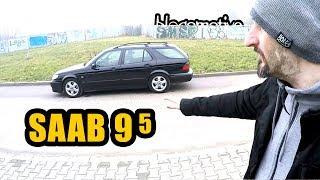 Saab 9-5 2001r. (T#8)