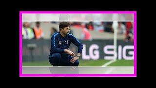 Breaking News   Pochettino fuels talk of Real Madrid switch