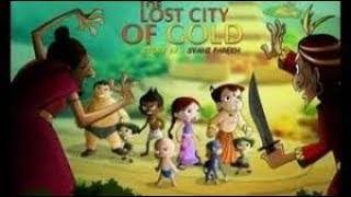 Chhota Bheem - The Lost City of Gold