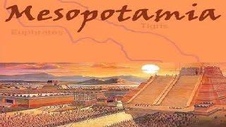 AS CIVILIZAÇÕES DA MESOPOTÂMIA: Babilônicos, Assírios, Sumérios, Caldeus, Amoritas e Acádios.