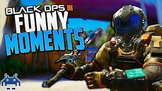 Black Ops 3 Funny Moments - Boobs, Ali-A, Funny Foreign Guy, Team-killing (COD: BO3 Trolling!)