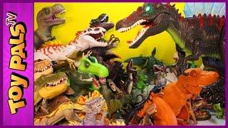 500+ DINOSAURS: Toy Dinosaur Collection, Jurassic World Dinosaurs, Big & Small Dinosaur Toys