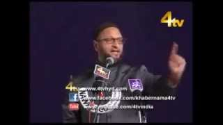 Asaduddin Owaisi Speech Against Salman Khan's Sist