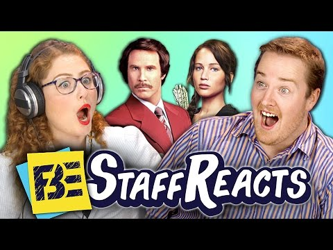 GUESS THAT MOVIE CHALLENGE 2 ft. FBE STAFF