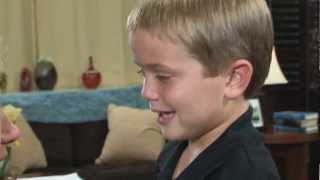 Mother hears 8-year old son's voice for the first time on The Doctors