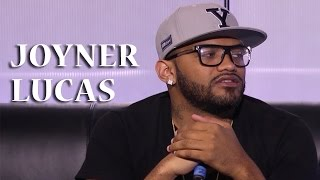 Joyner Lucas Talks About New Mixtape and Not Relying on Features