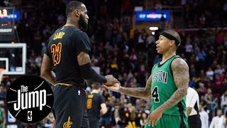 Can LeBron James co-exist with Isaiah Thomas? | The Jump | ESPN
